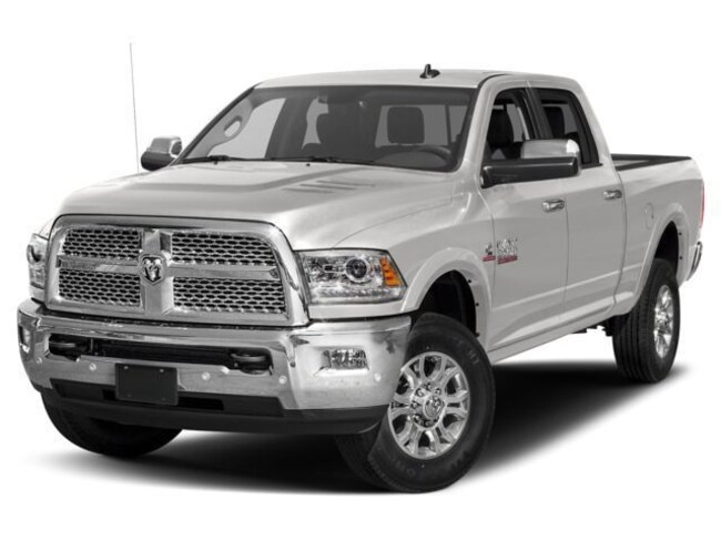 New 2018 Ram 2500 LARAMIE CREW CAB 4X4 6'4 BOX Crew Cab Ft Thomas
