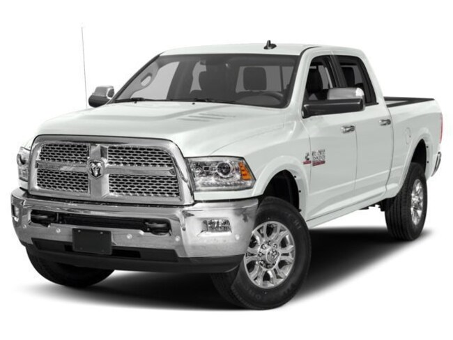 New 2018 Ram 2500 LARAMIE CREW CAB 4X4 6'4 BOX Crew Cab in Great Bend