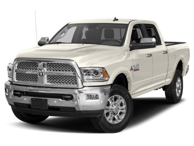 New 2018 Ram 2500 LARAMIE CREW CAB 4X4 6'4 BOX Crew Cab near Oxford MS