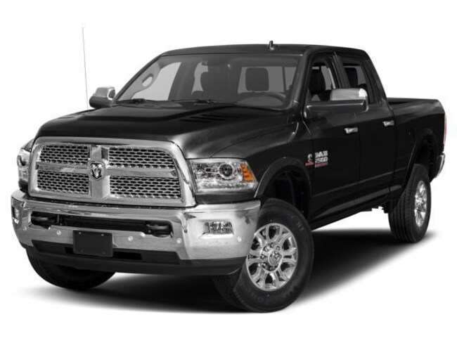 New 2018 Ram 2500 Laramie Truck Crew Cab for sale in Cooperstown, ND at V-W Motors, Inc.