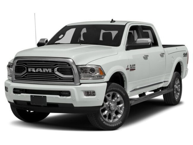 New 2018 Ram 2500 LIMITED CREW CAB 4X4 6'4 BOX Crew Cab for sale in Metairie, LA at Bergeron Chrysler Dodge Jeep Ram SRT Mopar