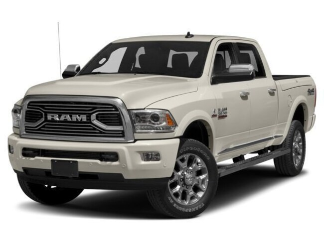 New 2018 Ram 2500 LIMITED CREW CAB 4X4 6'4 BOX Crew Cab in El Paso, TX