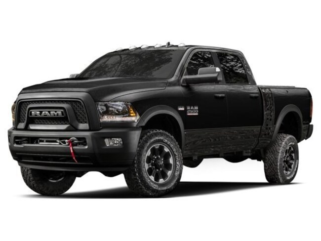 2018 Ram 2500 POWER WAGON CREW CAB 4X4 6'4 BOX Crew Cab
