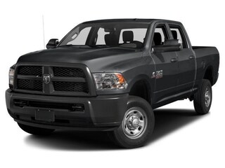New 2018 Ram 2500 TRADESMAN CREW CAB 4X4 8' BOX Crew Cab D181271 in Brunswick, OH