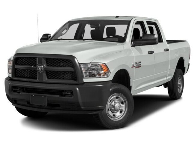 New 2018 Ram 2500 TRADESMAN CREW CAB 4X4 8' BOX Crew Cab 3C6UR5HL1JG275173 Decatur