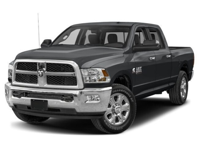 New 2018 Ram 2500 SLT 4x4 Crew Cab 8 Box truck for sale in Salem, OR