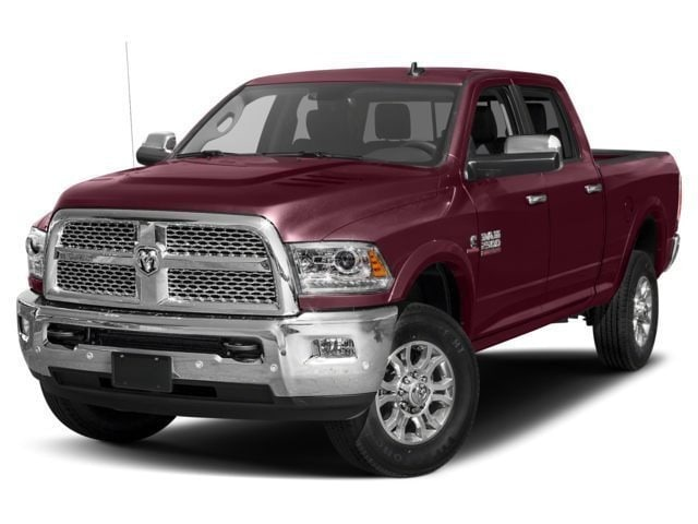 2018 Ram 2500 Crew Cab Long Bed