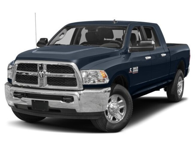 New 2018 Ram 2500 Lone Star Truck Mega Cab Albuquerque, NM