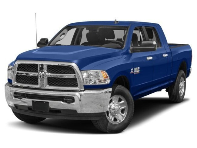 New 2018 Ram 2500 SLT Truck Mega Cab in Sidney, MT