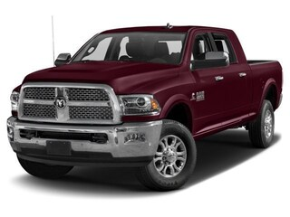 New 2018 Ram 2500 Laramie Truck Mega Cab dealer in Fargo ND - inventory