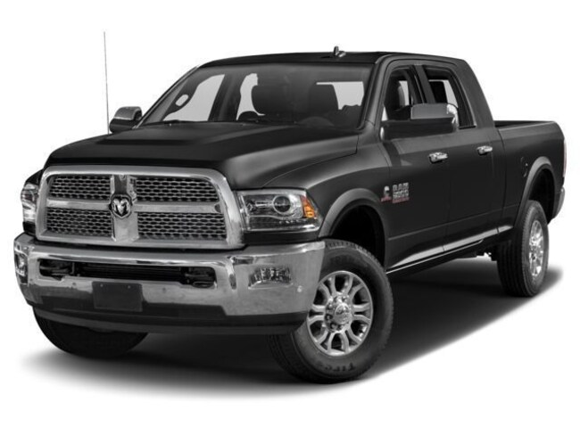 New 2018 Ram 2500 LARAMIE MEGA CAB 4X4 6'4 BOX Mega Cab in Sioux City