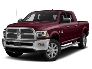 New 2018 Ram 2500 LIMITED MEGA CAB 4X4 6'4 BOX Mega Cab Miami