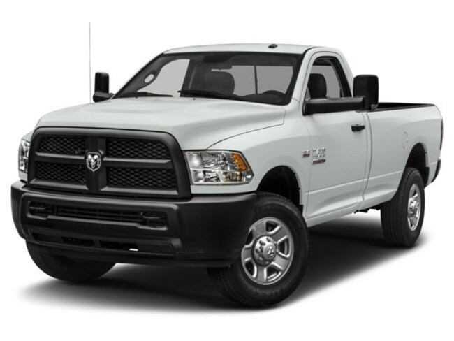 New 2018 Ram 3500 TRADESMAN REGULAR CAB 4X4 8' BOX Regular Cab for sale in Alto, TX at Pearman Motor Company