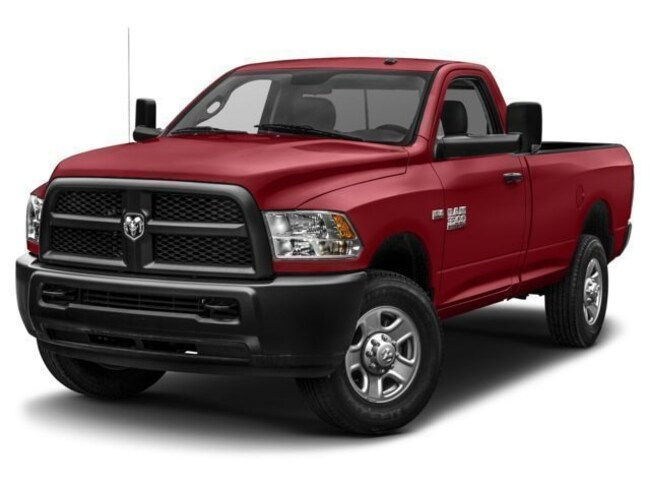 New 2018 Ram 3500 4X4 Diesel-Sold SLT Truck Regular Cab for sale in Vermont