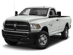 2018 Ram 3500 SLT REGULAR CAB 4X4 8' BOX Regular Cab