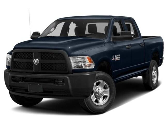 For Sale in Fargo: New 2018 Ram 3500 Tradesman Truck Crew Cab