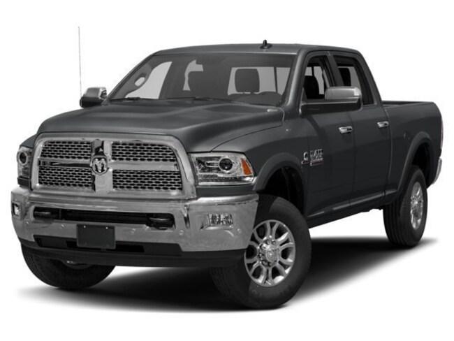 New 2018 Ram 3500 Laramie Truck Crew Cab Tucson