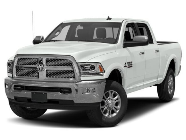 2018 Ram 3500 LARAMIE CREW CAB 4X4 6'4 BOX Crew Cab serving Buffalo