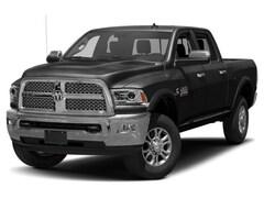 2018 Ram 3500 LARAMIE CREW CAB 4X4 6'4 BOX Truck