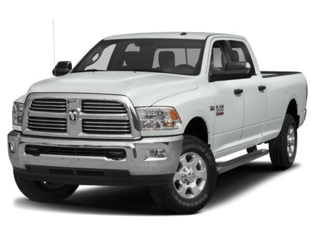 New 2018 Ram 3500 BIG HORN CREW CAB 4X2 8' BOX Crew Cab for sale in Knoxville, TN at Jim Cogdill Dodge Chrysler Jeep Ram