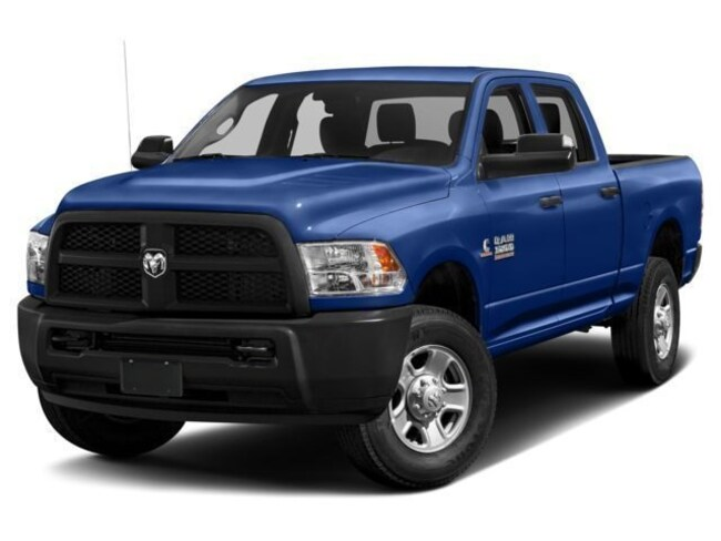 New 2018 Ram 3500 Tradesman Truck Crew Cab Near Baltimore