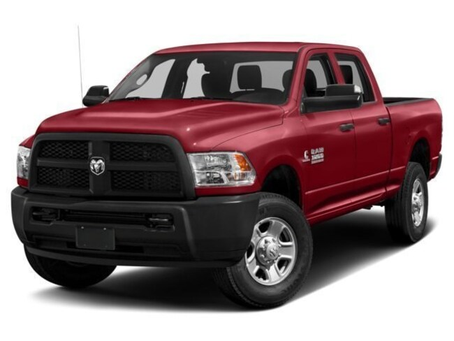 New 2018 Ram 3500 TRADESMAN CREW CAB 4X4 8' BOX Crew Cab for sale in Salem, OR