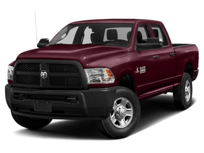 New 2018 Ram 3500 TRADESMAN CREW CAB 4X4 8' BOX Crew Cab in Palatka