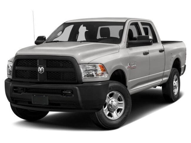 New 2018 Ram 3500 TRADESMAN CREW CAB 4X4 8' BOX Crew Cab in Glasgow, KY