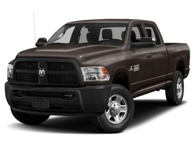 New 2018 Ram 3500 Tradesman Truck Crew Cab Near Austin