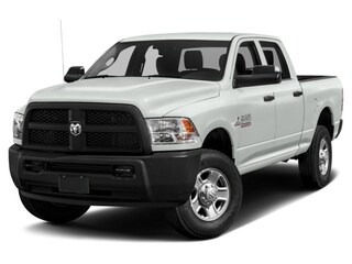 2018 Ram 3500 TRADESMAN CREW CAB 4X4 8' BOX Crew Cab for sale in Metairie at Bergeron Chrysler Dodge Jeep Ram SRT Mopar