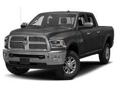 2018 Ram 3500 LARAMIE CREW CAB 4X4 8' BOX Crew Cab Pocatello, ID