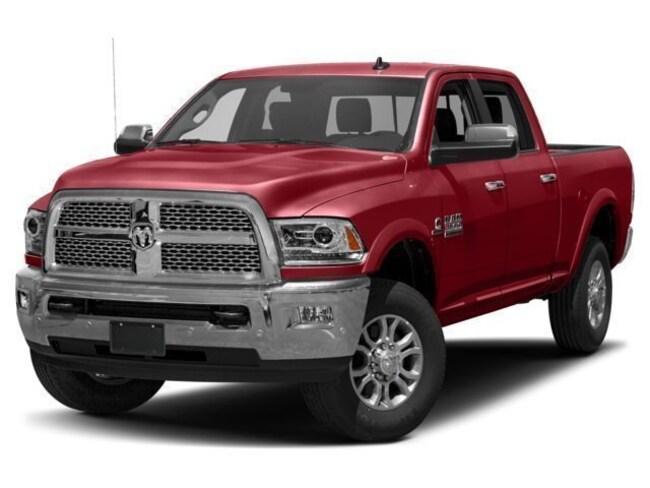 2018 Ram 3500 Laramie Dually Truck Crew Cab LB