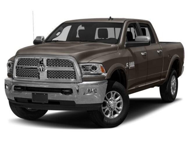 New 2018 Ram 3500 Laramie Truck Crew Cab Provo