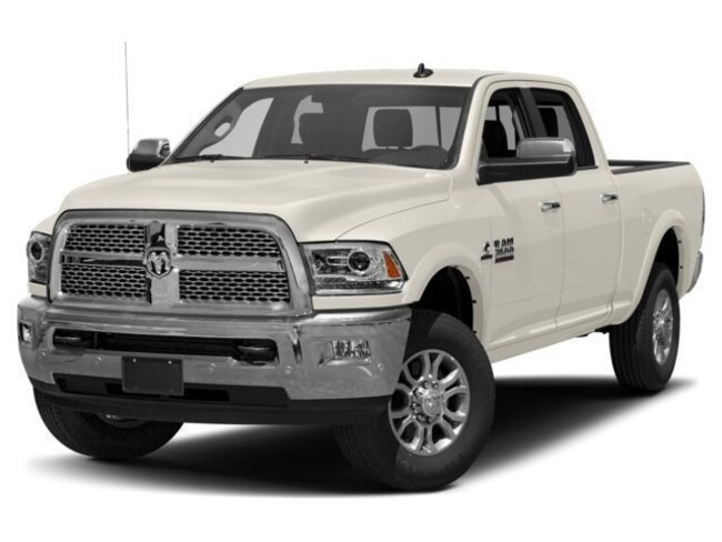 New 2018 Ram 3500 LARAMIE CREW CAB 4X4 8' BOX Crew Cab in Altoona, PA