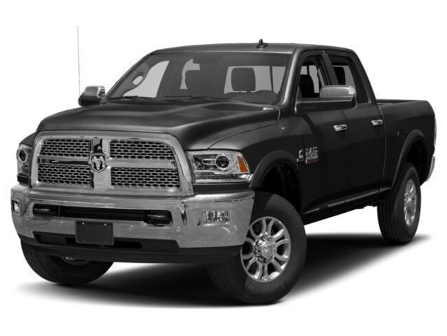 New 2018 Ram 3500 LARAMIE CREW CAB 4X4 8' BOX Crew Cab near Oxford MS