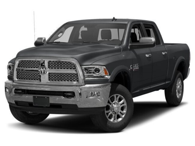 New 2018 Ram 3500 LIMITED CREW CAB 4X4 8' BOX Crew Cab for sale in Salem, OR