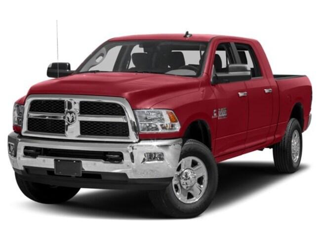 2018 Ram 3500 Big Horn Truck Mega Cab