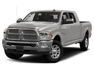 2018 Ram 3500 LIMITED MEGA CAB 4X4 6'4 BOX