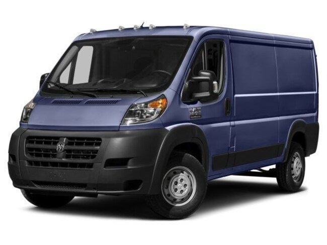 New 2018 Ram ProMaster 1500 Low Roof Van Cargo Van Long Island