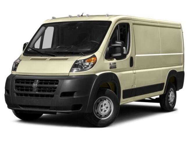 2018 Ram ProMaster 1500 CARGO VAN LOW ROOF 136 WB Cargo Van