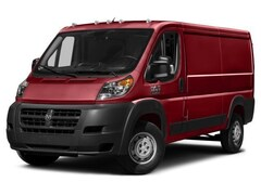 New 2018 Ram ProMaster 1500 CARGO VAN LOW ROOF 136 WB Cargo Van 485277 for Sale near Fitchburg, WI, at Don Miller Dodge Chrysler Jeep Ram