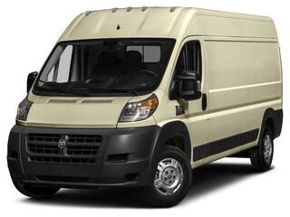 New 2018 Ram ProMaster 2500 CARGO VAN HIGH ROOF 159 WB Cargo Van Petaluma