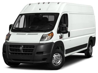 2018 Ram ProMaster 2500 High Roof Cargo Van