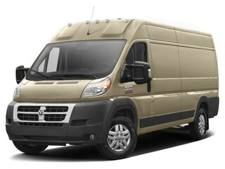 New 2018 Ram ProMaster 3500 High Roof Van Extended Cargo Van in Danvers near Boston