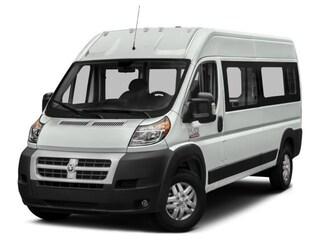 2018 Ram ProMaster 2500 Window Van High Roof Van Cargo Van