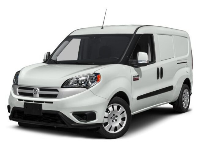 New 2018 Ram ProMaster City TRADESMAN SLT CARGO VAN Cargo Van Near Buffalo
