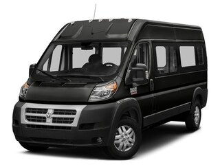 2018 Ram ProMaster 3500 Window Van High Roof Van Extended Cargo Van