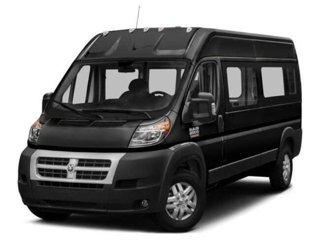 cincinnati oh new 2018 ram promaster 3500 window van high roof for sale. Black Bedroom Furniture Sets. Home Design Ideas