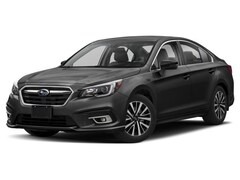 New Subaru 2018 Subaru Legacy 2.5i Premium with EyeSight, Blind Spot Detection, Rear Cross Traffic Alert, High Beam Assist, Moonroof, Navigation, and Starlink Sedan for sale in Hermantown, MN