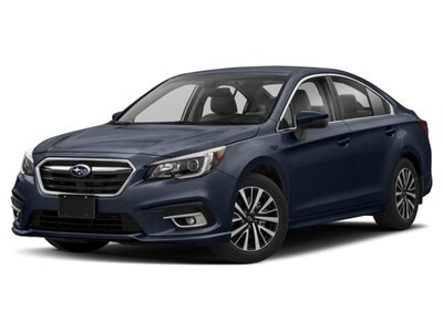 2018 Subaru Legacy 2.5i Premium with EyeSight, Blind Spot Detection, Rear Cross Traffic Alert, High Beam Assist, Moonroof, Navigation, and Starlink Sedan